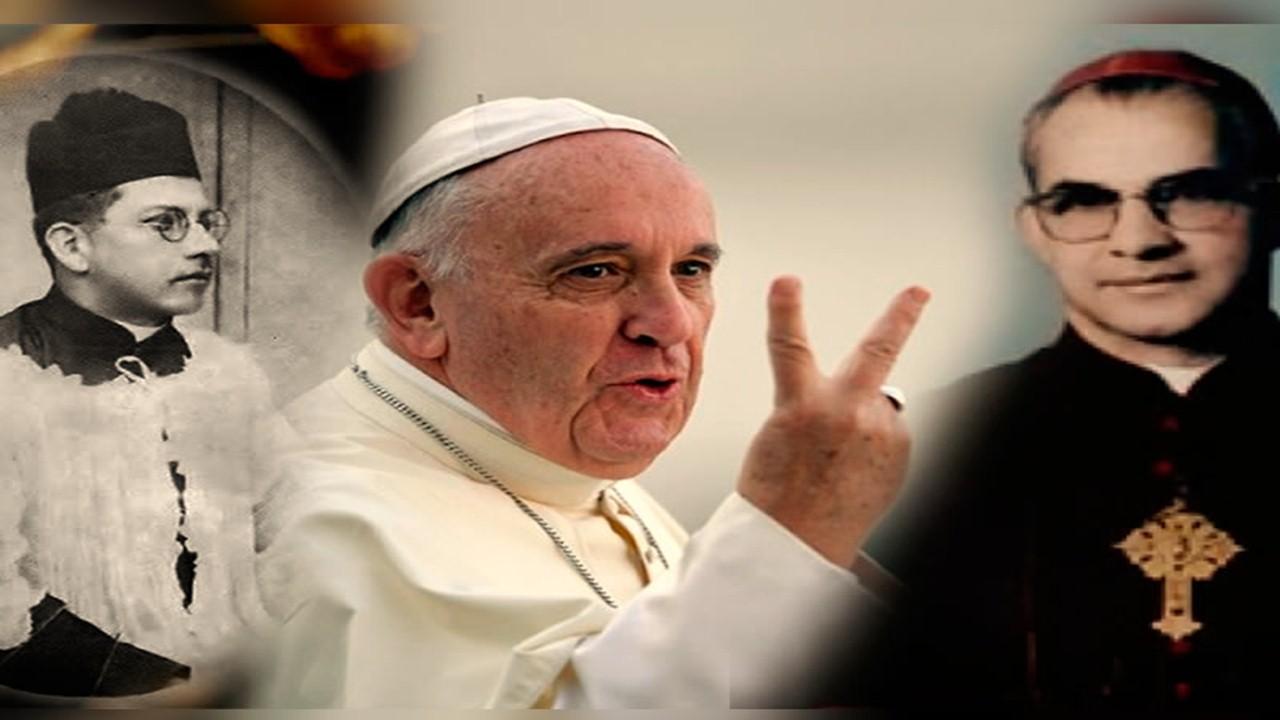 Papa beatifica a dos mártires colombianos