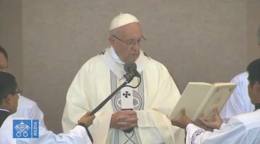 misa papa francisco trujillo peru