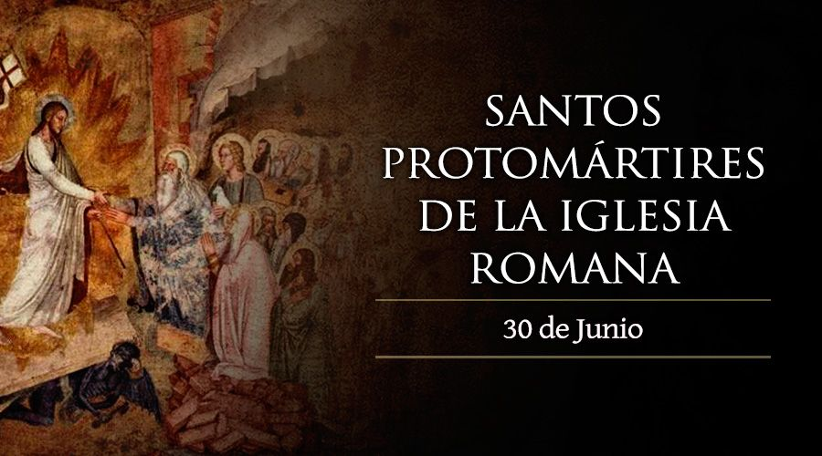 santos protomartires