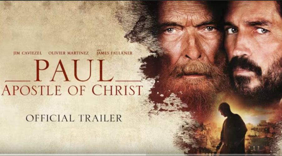 """VIDEO    Este es el trailer de película """"Pablo, Apóstol de Cristo"""""""
