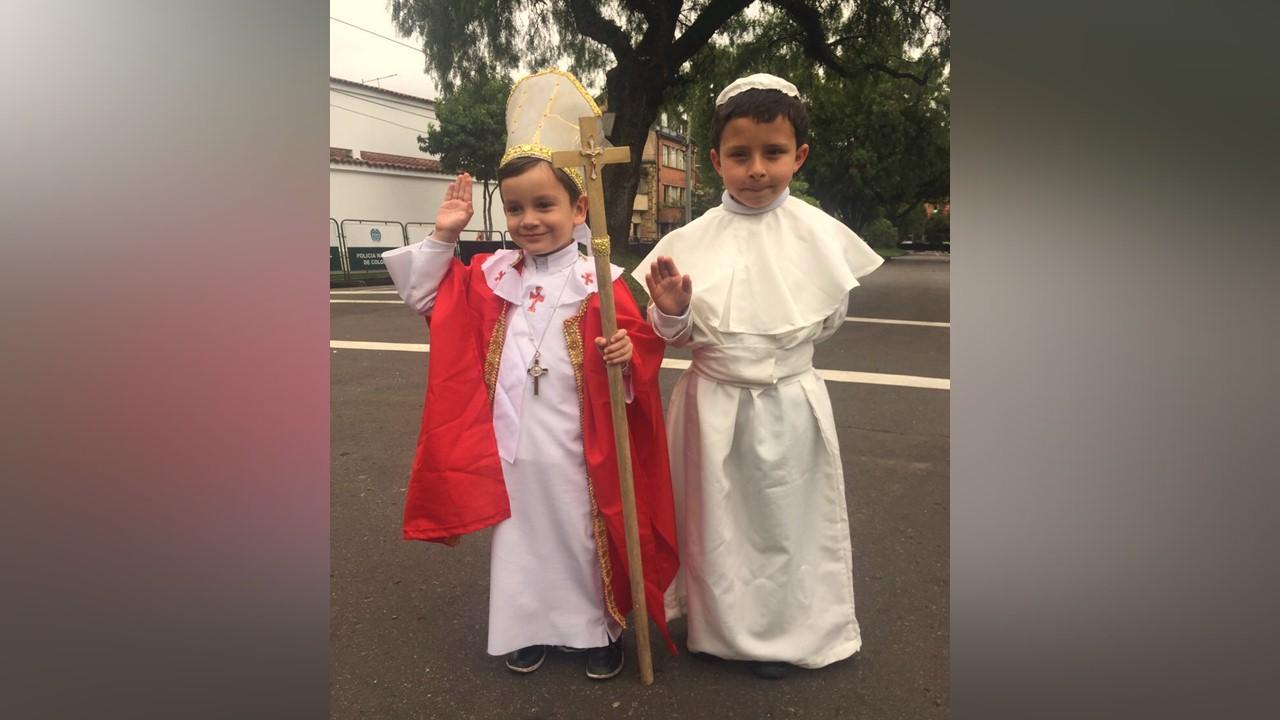 Las curiosidades que dejó la visita del Papa a Colombia