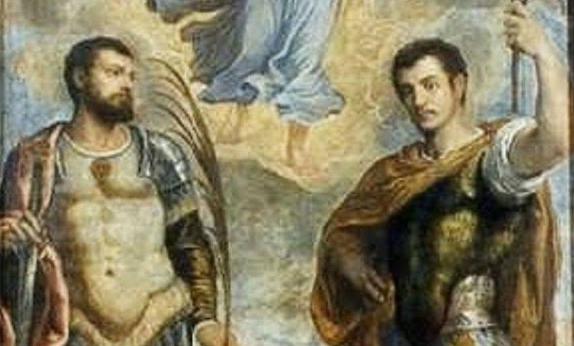 Santos Nereo y Aquileo