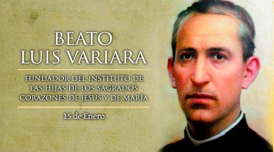 SANTO DEL DÍA || Beato Luis Variara