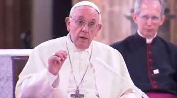 Discurso del Papa Francisco a los sacerdotes y vida consagrada en Chile