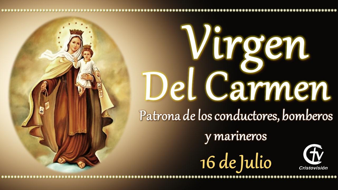 SANTO DEL DÍA || Hoy celebramos a la Virgen del Carmen