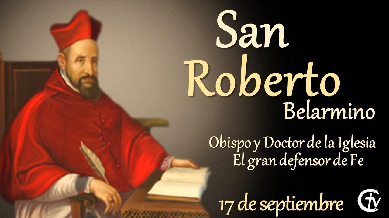 SANTO DEL DÍA || San Roberto Belarmino