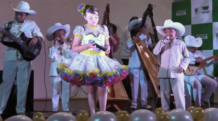 Estos niños le cantarán al Papa Francisco en Villavicencio