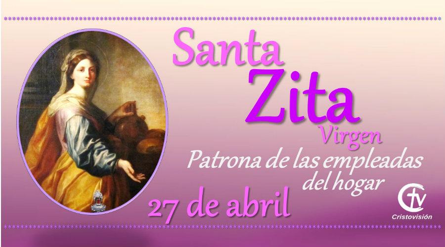 SANTO DEL DÍA || Hoy celebramos a Santa Zita, Virgen