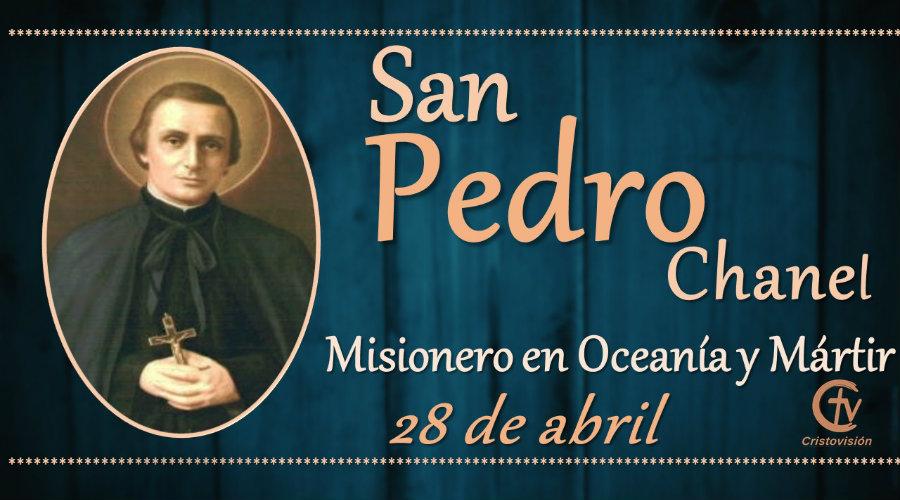 SANTO DEL DÍA    San Pedro Chanel, Misionero en Oceanía y Mártir