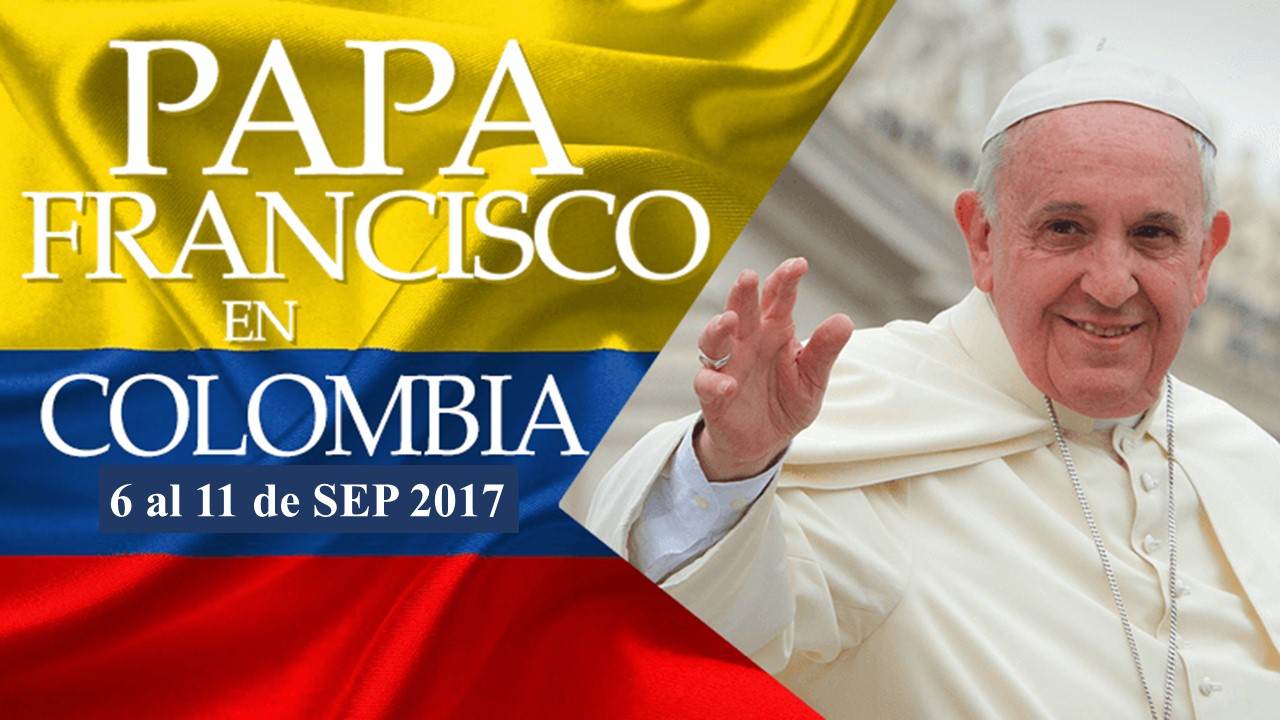 Papa a Colombia
