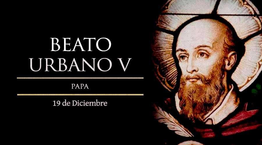 Beato Urbano V, Papa