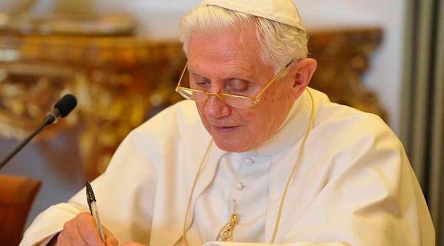 cumple años benedicto XVI 91 años
