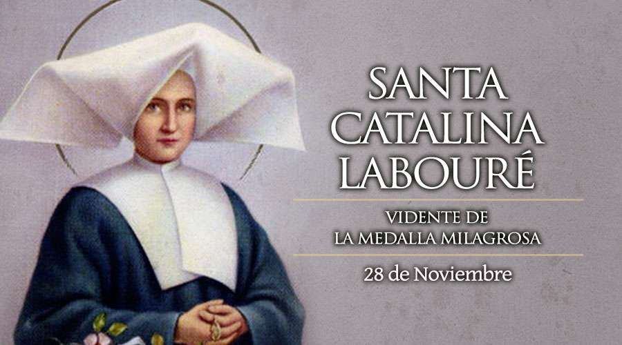 Santa Catalina Labouré