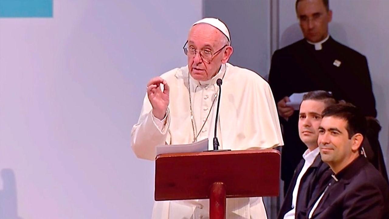 Frases memorables del Papa Francisco en Colombia