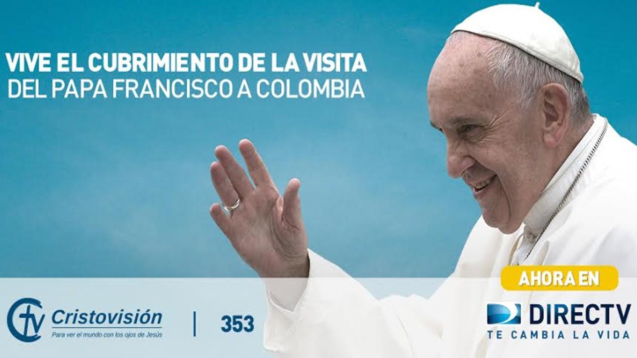 Cristovisión ya está en la señal satelital de Directv desde el 1 de septiembre