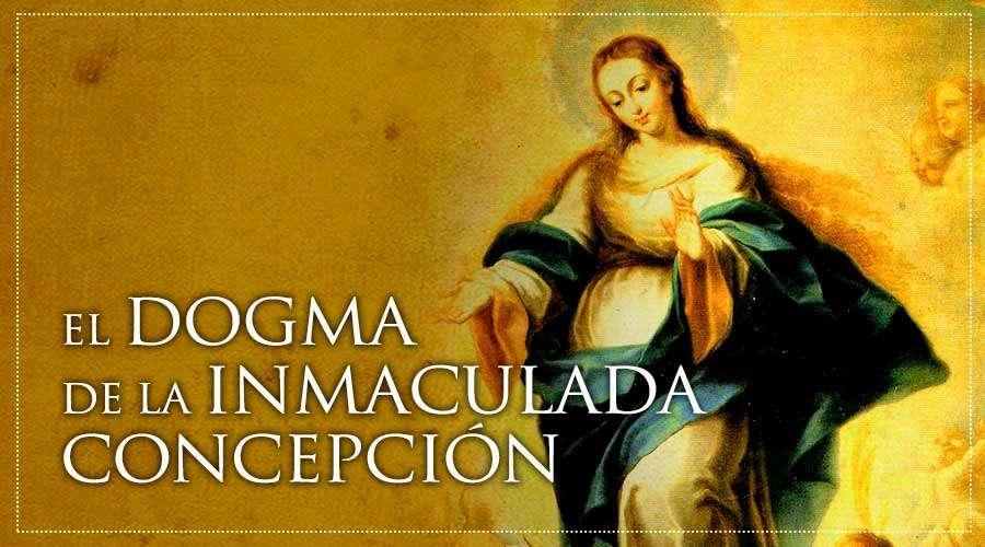 Hoy celebramos la Inmaculada Concepción de la Virgen María