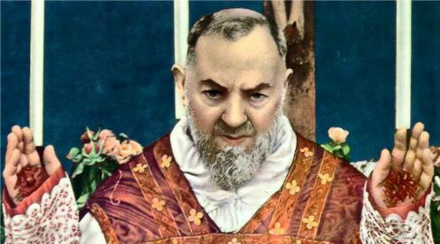 San Pio de Pietrelcian estigmas