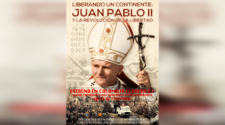 Se estrena en Colombia: Juan Pablo II y la caída del comunismo