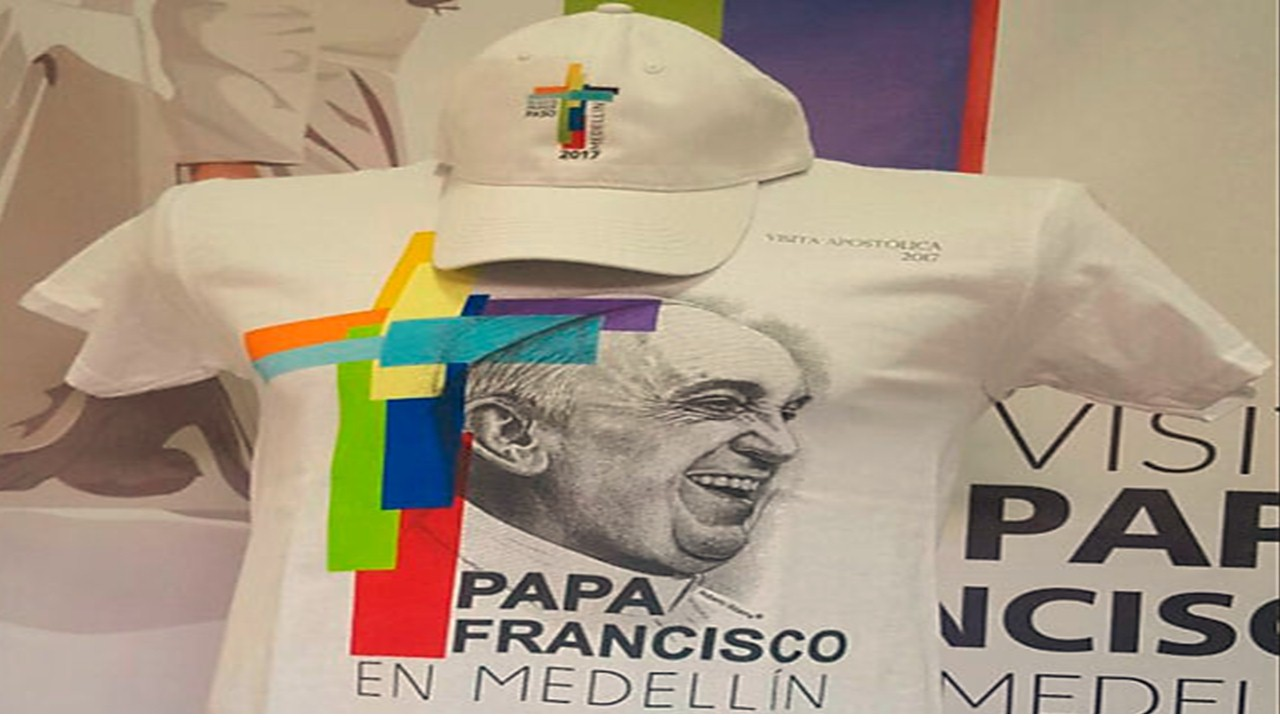 Medellín se prepara para recibir al Papa Francisco