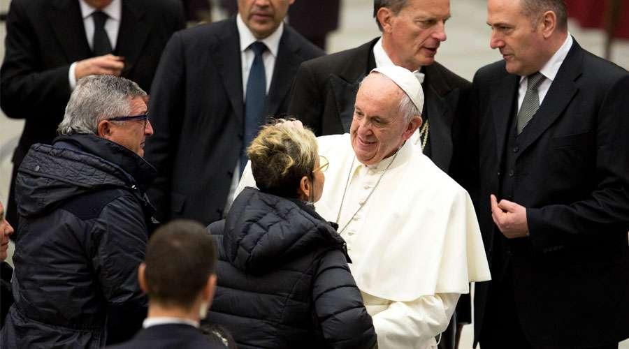 papa francisco audiencia general