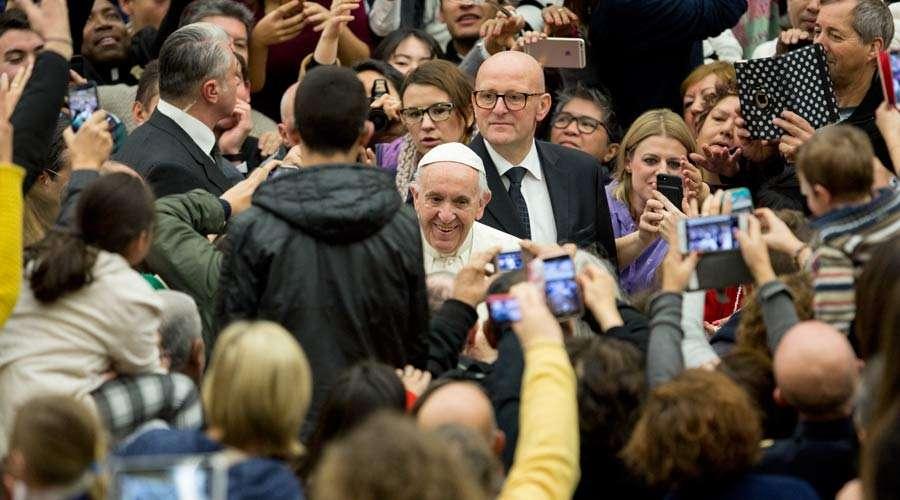 AUDIENCIA GENERAL PAPA FRANCISCO