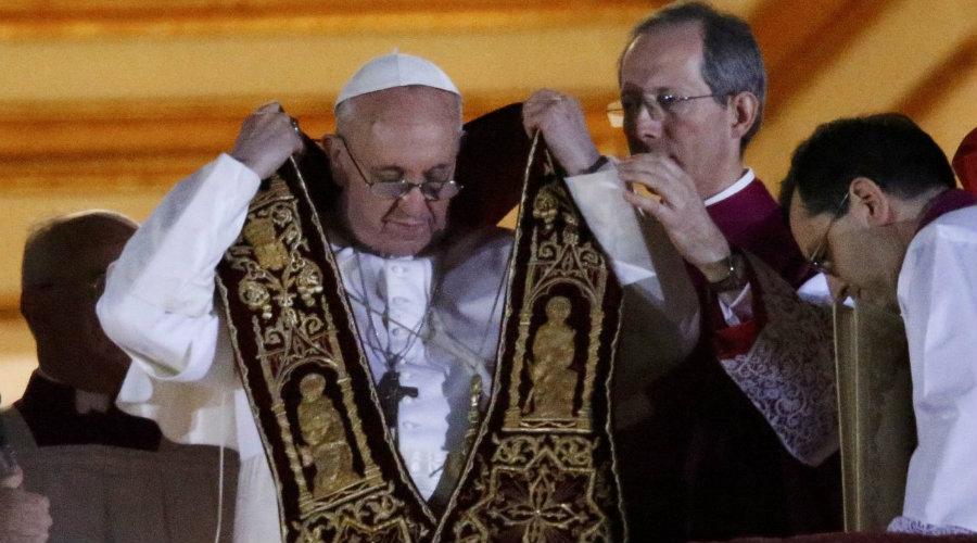 5 años eleccion papa francisco
