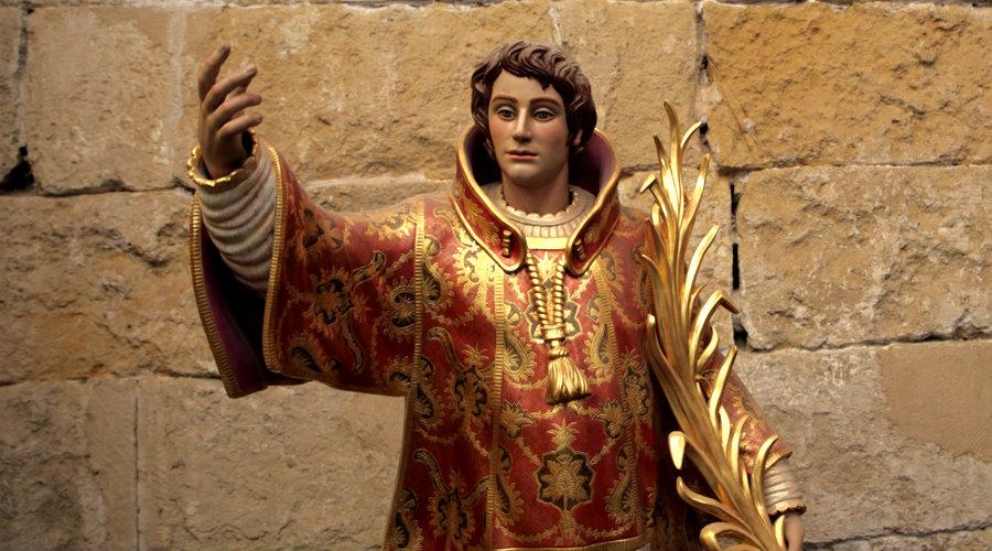 san vicente diacono martir