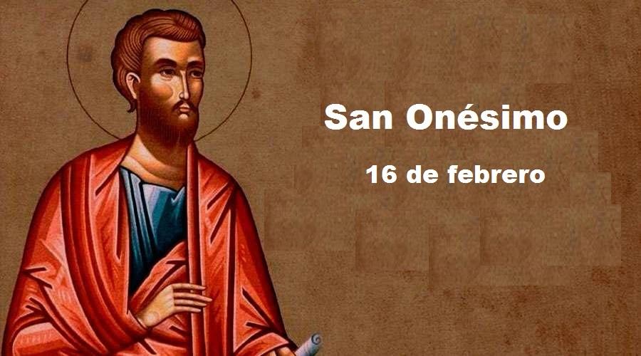 San Onésimo