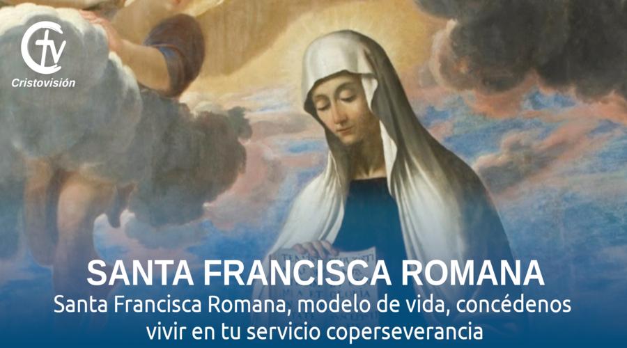 Santa Francisca Roma