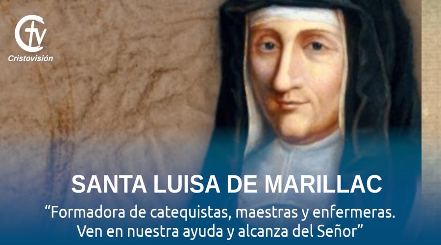 Santa Luisa de Marillac