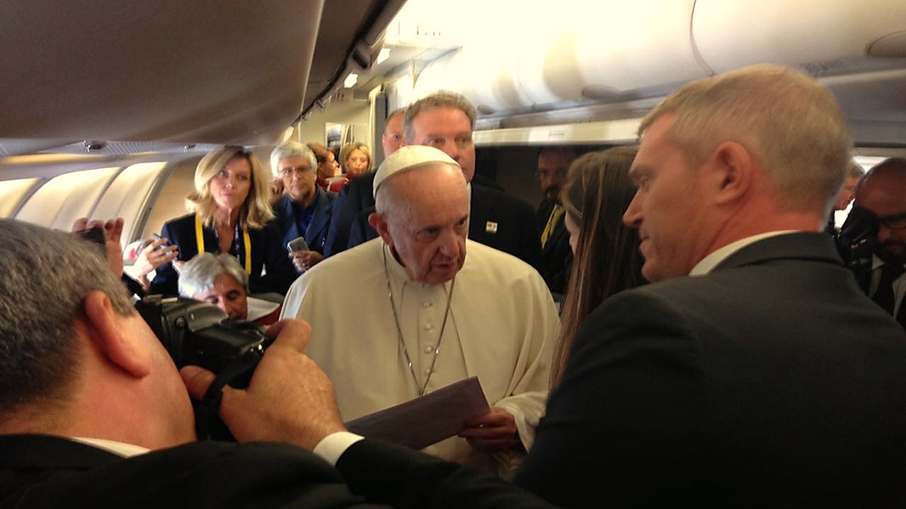 El Papa Francisco envió un mensaje de oración por Venezuela