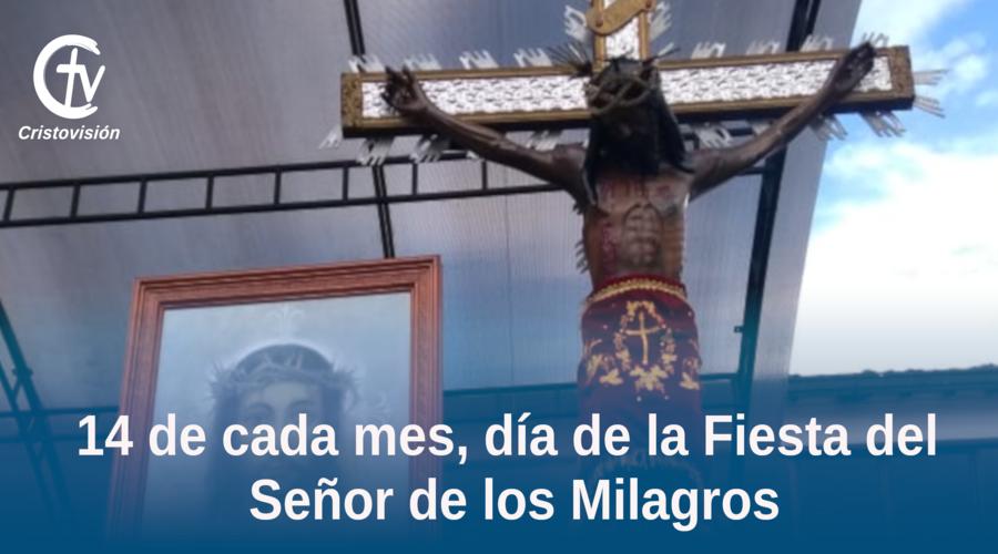 Fiesta del Señor de los Milagros